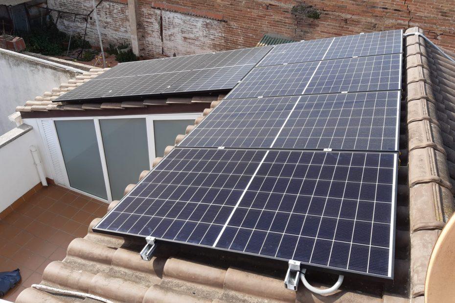 Instalaciones de Placas Solares en Casa 1